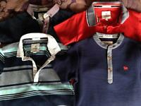 4 Jasper Conran boys shirts
