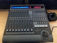 Mackie Control Universal - MCU Control Surface Studio Mixer