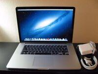 Apple Macbook Pro (Late 2011) i7 16GB, 500GB SSD