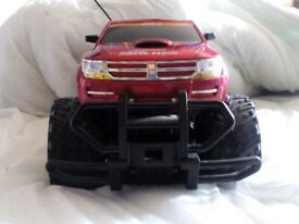 Radio Controlled Monster Truck (N/W)