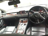 2005 Audi a8 3.0Tdi quattro auto 300bhp sale Quick bmw vw