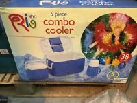 Combo cooler