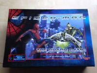 Spider-Man Movie Board Game