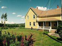 Rare Find! Breathtaking Country Home for Rent Immediately