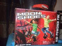 Kids anti gravity shoes