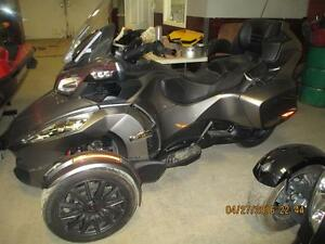 2013 Can-Am CAN-AM SPYDER RT-S