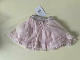 New shimmering skirt from the little white company