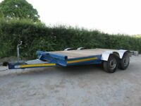 Trailer for sale. Bed length 3.5m L x 1.9m W