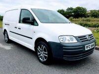 2010 Volkswagen Caddy Maxi 1.9 Tdi ****FINANCE FROM £29 A WEEK****