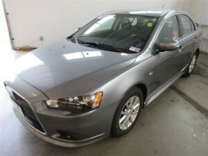 2015 Mitsubishi Lancer SE! SPOILER! SUNROOF! ALLOYS! HEATED!