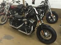 2011 Harley-Davidson XL1200X Forty-Eight Touring -