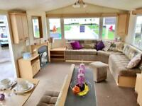 2018 SITE FEES INCLUDED! Large 8 berth Holiday Home for sale in Heacham, N.Norfolk. Exclusive Park