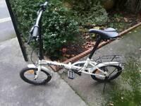 Airwalk Folding bike single gear