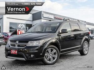 HEATED LEATHER SEATS | NAVIGATION | REAR DVD