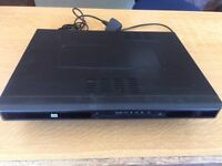Digital tuner, DVD player and recorder with remote