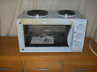 BELLING STYLE 2 PLATE COOKER OVEN