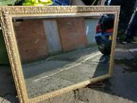 Extra large mirror