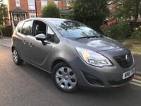 2011 Vauxhall MERIVA 1.7 CDTI Diesel New Shape £2295