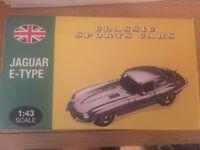 Jaguar E-type collectors car for sale!!