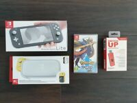 Nintendo Switch Lite Bundle with Pokemon Sword