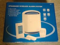 Wireless alarm ststem new boxed