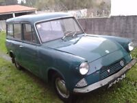 FORD ANGLIA VAN (Only One Owner)