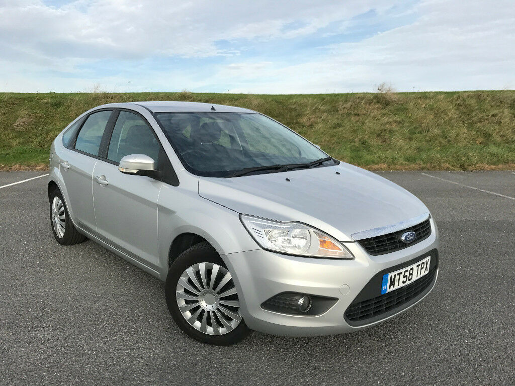 2009 FORD FOCUS 1.8 ONLY 1 OWNER FROM NEW WITH FULL FORD MAIN DEALER SERVICE HISTORY! HPI CLEAR!