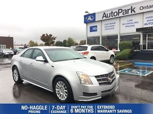 2011 Cadillac CTS Heated leather| Panoramic Sunroof| Cruise