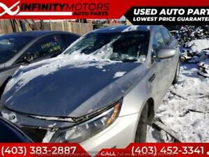 2014 KIA OPTIMA FOR PARTS PARTING OUT CARS CAR PARTS