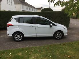 Ford B Max eco boost Zetec Turbo 2013 (only £6200 if bought with cash by 25th October 2016)