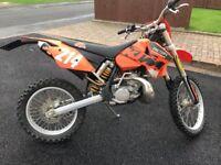 2004 KTM 200 EXC (Road Legal)