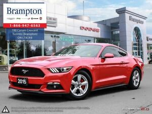 2015 Ford Mustang V6 | TRADE-IN | AUTOMATIC | LOW KMS | BLUETOOT