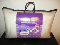 Memory foam plus Pillow (2 available)