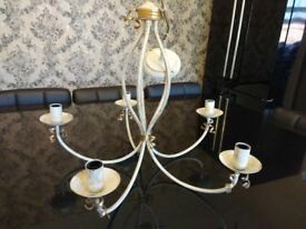 5 Arm Candle Chandelier