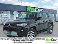 2017 Toyota 4Runner SR5 4WD   HEATED LEATHER   NAV   SUNROOF Fredericton New Brunswick Preview