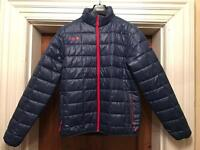 Izas men's down jacket navy L