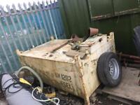 Diesel fuel storage tank for sale