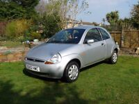 FORD KA COLLECTION 2002 IN EXCELLENT CONDITION