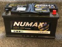 New Numax Leisure Battery