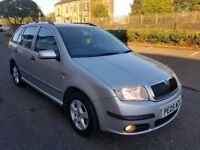 Skoda fabia automatic full service history low milleage excellent condition heated seats