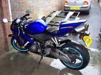 2005 Honda CBR 600 RR (Radial Brake Caliper Version)
