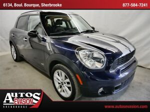 2011 MINI Cooper S Countryman TOIT PANORAMIQUE + TRACTION INTÉGR