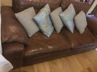 x1 2 seater couch/ x1 3 seater couch