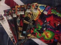 SPAWN COMIC BOOK Collection # 1 to 9 - Todd McFARLANE