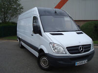 2008 MercedesSprinter 311 CDI LWB,2 FORMER KEEPERS,FULL SERVICE HISTORY,10 MONTH M.O.T.178.000 Miles