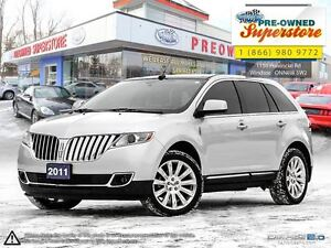 2011 Lincoln MKX AWD NAV leather Sunroof!!!