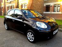 Nissan Micra 2012 , 5 dr Manual 1.4 , 1 Owner Only , 1 Year MOT , Immaculate Condition In / Out