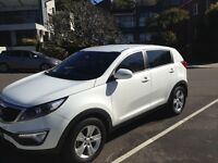 2011 mid size SUV with low mileage