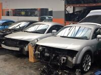 AUDI TT BREAKING ALL PARTS FOR SALE