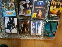 Dvds all in great condition